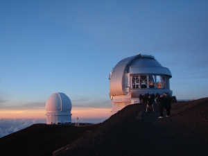 Tourists and Telescopes